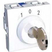 Altira 3 Állású Kulcsos Kapcsoló 16 A, Polárfehér ALB44030-Schneider Electric