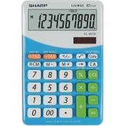 Calculator de birou 10 digits dual power SHARP EL-M332BBL