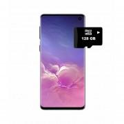 Samsung Galaxy S10 128GB Versión Exynos 9820-Negro + REGALO Memoria SD de 128GB