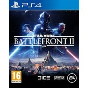 Sony PS4 Game - Star Wars Battlefront II, Retail
