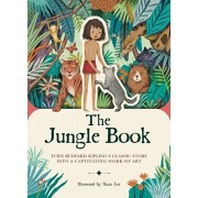 Paperscapes: The Jungle Book. Turn Rudyard Kipling's classic story into a captivating work of art, Hardback/***