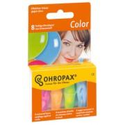 Ohropax Color füldugó, 8 db