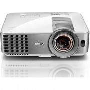 Videoproiector MS630ST, 3200 ANSI, SVGA, Alb/Argintiu