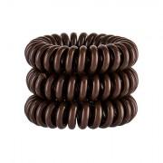 Invisibobble Power Hair Ring elastico per capelli 3 pz tonalità Pretzel Brown donna