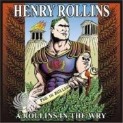 Video Delta ROLLINS, HENRY - A ROLLINS IN THE WRY - CD