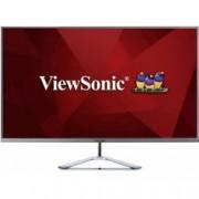 Viewsonic LED monitor Viewsonic VX3276-MHD-2, 81.3 cm (32 palce),1920 x 1080 px 8 ms, IPS LED HDMI™, DisplayPort, VGA, na sluchátka (jack 3,5 mm), audio, stereo