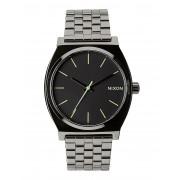 ユニセックス NIXON A045 TIME TELLER 腕時計 スチールグレー