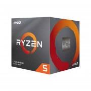 CPU AMD RYZEN 5 3600X 3.8GHZ 32MB 95W SOC AM4 100-100000022BOX - negro