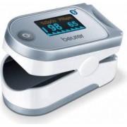 Pulsoximetru Beurer PO60 Bluetooth Spatiu de memorare pentru 100 de masurari
