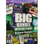Valusoft Big Bundle Mystery Pack, 5 Great Games