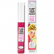 theBalm Plump Your Pucker Lip Gloss (Various Shades) - Magnify