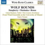 Daugherty/ Maslanka/ Rouse - Wolf Rounds (0747313243976) (1 CD)