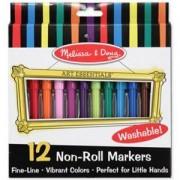 Детски цветни флумастери - 14221 - Melissa and Doug, 000772142212