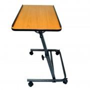 Intermed Tavolino Ad Altezza Regolabile Con Piano Inclinabile