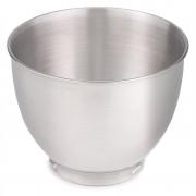 Klarstein Carina din otel inoxidabil Piese castron 4 litri (Carina bowl)
