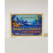 DR. CHEN OMEGA 3 KAPSZULA E-VITAMINNAL 60 DB