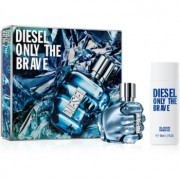 Diesel Only The Brave lote de regalo X. eau de toilette 35 ml + gel de ducha 50 ml