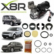 LAND ROVER LR3 DISCOVERY 3 AIR SUSPENSION COMPRESSOR REPAIR KIT X8R46