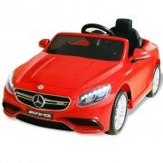 Sonata Акумулаторна кола Mercedes Benz AMG S63, червена, 12V