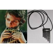 nobrand Pendentif once upon a time réplique flute de Peter Pan