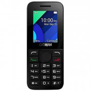 Alcatel 1054x Colore Nero Telefono Cellulare Wind Display 2.4""