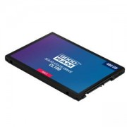 Памет SSD 480GB Goodram CL100 gen.2, SATA 3.0 6.0Gb/s, 2.5 инча (6.35 cm), скорост на четене 550MB/s, скорост на запис 450MB/s, SSDPR-CL100-480-G2