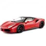 Bburago - Ferrari 488 GTB 1:18, 0939120