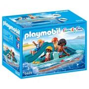 Playmobil Family Fun, Familie cu hidrobicicleta