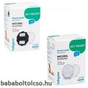 BabyOno Natural Nursing eldobható melltartó betét 24 db