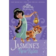 Disney Princess Beginnings: Jasmine's New Rules (Disney Princess)