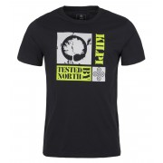 KILPI Pánské triko TREE-M FM0067KIBLK Černá XS