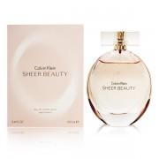 Calvin Klein - Sheer Beauty Eau de Toilette pentru femei