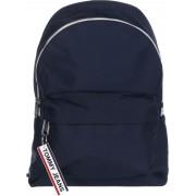 Tommy Jeans Logo Tape Herren Rucksack blau