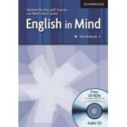 Cambridge English in Mind 5: Workbook with Audio CD/CD-ROM - Herbert Puchta