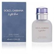 Dolce & Gabbana LIGHT BLUE POUR HOMME eau de toilette vaporizador 40 ml