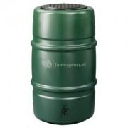 Harcostar kunststof regenton 227 liter groen