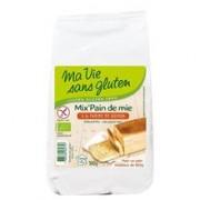 Amestec pentru Paine cu Quinoa Fara Gluten Bio 500gr Ma Vie Sans Gluten