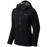 Mountain Hardwear Stretch OzonicJacket - Black - Regenjacken M