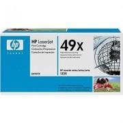 HP 49X bk, Q5949X toner origineel (zonder doos)
