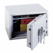 Rolléco Coffre-fort anti-feu et anti-vol Protect Duo 54 litres A clé