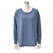 CCT 後ろシャツ裏毛プルオーバー【QVC】40代・50代レディースファッション