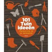 101 Tuinideentuinieren in 30 minuten door Jenny Hendy