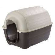 ferplast Nicchia per cani in plastica Ferplast Kenny - L 50 x P 78 x H 50 cm