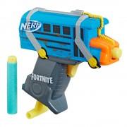 Blaster de jucarie Nerf Microshots Fortnite Battle Bus