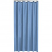 Sealskin Shower Curtain Granada 180 cm Blue 217001321