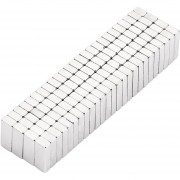 100pcs 8 X 3 X 2 Mm Magic Magnet DIY Super Strong Juguete Magnético