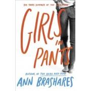 Girls in Pants: The Third Summer of the Sisterhood, Paperback