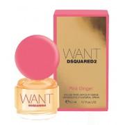 Dsquared2 Want Pink Ginger (Concentratie: Apa de Parfum, Gramaj: 50 ml)
