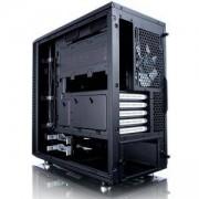 Мини кутия за компютър FD DESIGN MINI C BLACK WINDOW
