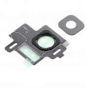 iPartsAcheter pour couvertures d objectif d appareil-photo de Samsung Galaxy S8 / G950 (noir)
